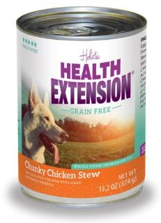 Health Extension® Grain Free Chunky Chicken Stew Wet Dog Food