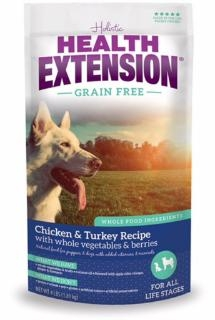Health Extension® Grain Free Chicken & Turkey Recipe Dog Food (23.5#)