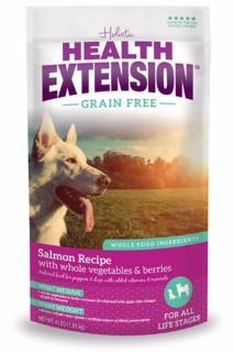 Health Extension® Grain Free Salmon Recipe Dog Food (23.5#)