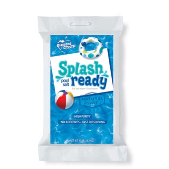 Diamond Crystal® Premium Pool Salt (40#)