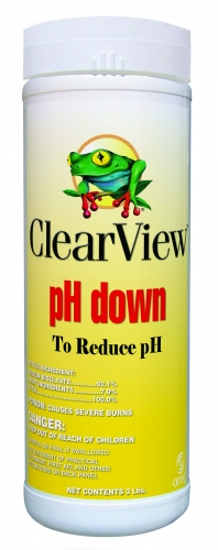 Clearview® PH Down (7#)