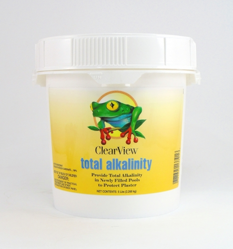Clearview® Total Alkalinity (25#)