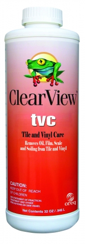Clearview® TVC (Tile & Vinyl Cleaner) for Pools