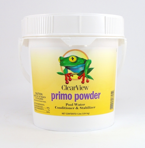 Clearview® Primo Powder Water Conditioner & Stabilizer (4#)