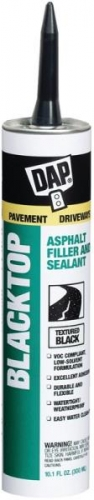 Dap® Blacktop Filler & Sealant Caulk Cartridge