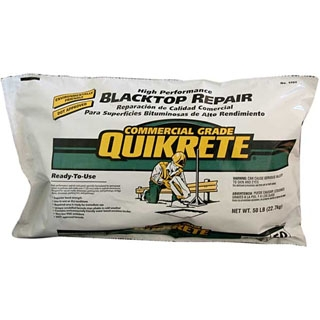 Quikrete® Blacktop Repair for Driveways (50# Bag-RTU)