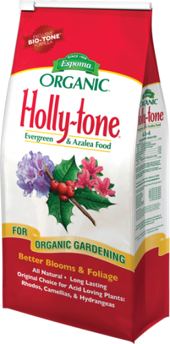 Espoma® Organic Holly Tone™ (4-3-4) 18#