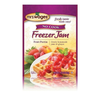 Mrs. Wages™ No Cook Freezer Jam Fruit Pectin (1.59oz)