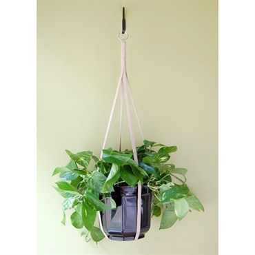 Primitive Planters® Fabric Plant Hangers (30 Inch Length-Assorted Colors)