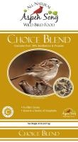 Aspen Song® Choice Blend™ Wild Bird Food (40#)