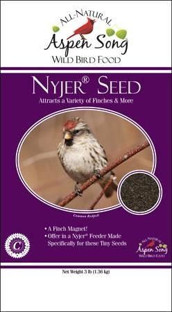 Aspen Song® Nyjer™ Wild Bird Food (3#)