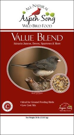 Aspen Song® Value Blend™ Wild Bird Food (10#)