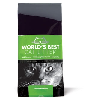 World's Best® Clumping Formula Cat Litter (28#)