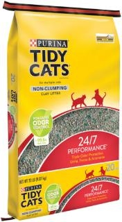 Tidy Cat® Non-Clumping Long Lasting Odor Control Cat Litter (20#)