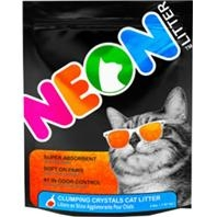 Neon® Clumping Crystals Orange Cat Litter (4#)