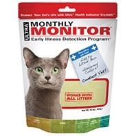 UltraPet® Ultra Monthly Monitor™ Illness Detection for Cats (16oz)