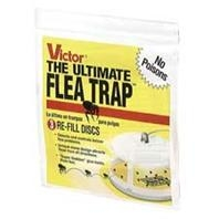 Victor® The Ultimate Flea Trap™ Refill Discs (3-Pack)