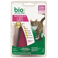 BioSpot® Active Care® Flea & Tick Spot On for Cats Over 5#'s (3 Month Supply)
