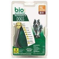 BioSpot® Active Care® Flea & Tick Spot On for Medium Dogs