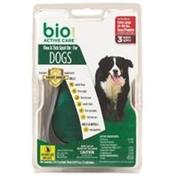 BioSpot® Active Care® Flea & Tick Spot On for XL Dogs 61-150#'s (3 Month Supply)