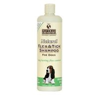 Natural Chemistry® Natural Flea & Tick Shampoo For Dogs (16oz)