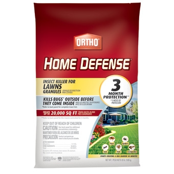Ortho® Home Defense Insect Killer Granules for Lawns (20#)