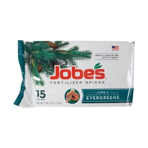 Jobe's® Evergreen Fertilizer Spikes (11-5-7)