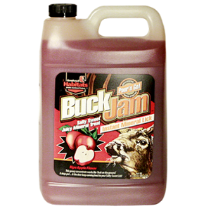 Evolved Habitats® Buck Jam® Ripe Apple Flavored Instant Mineral Lick (1 Gallon)