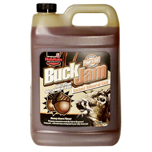 Evolved Habitats® Buck Jam® Honey Acorn Flavored Instant Mineral Lick (1 Gallon)