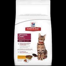 Hill's® Science Diet® Optimal Care™ Adult Cat Food (16#)