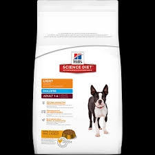 Hill's® Science Diet® (Light) Adult Dog Food (5#) Small Bites