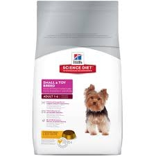 Hill's® Science Diet® Small & Toy Breed Adult Dog Food (15.5#)