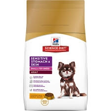 Hill's® Science Diet® Small & Toy Breed Sensitive Stomach & Skin Adult Dog Food (4#)