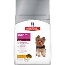 Hill's® Science Diet® Small & Toy Breed-Puppy Food (15.5#)