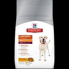 Hill's® Science Diet® (Light) Large Breed Adult Dog Food (17.5#)