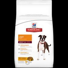 Hill's® Science Diet® (Light) Adult Dog Food (5#)