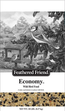 Feathered Friend® Economy Mix (30#) Now Only $7.99