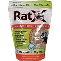 Rat X® 100% Natural, Non-Toxic Rat Bait (3#)