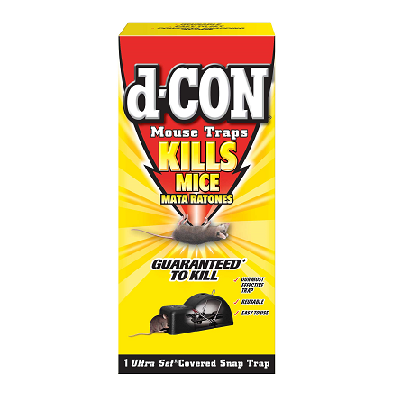 d-Con® Ultra Snap Trap