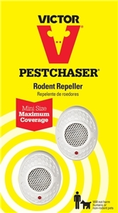 Victor® Mini-PestChaser® Rodent Repeller (2/pack)