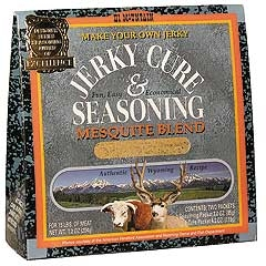 Hi Mountain® Mesquite Jerky Seasoning & Meat Cure