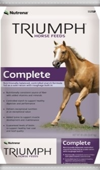 Triumph® Complete Horse Feed