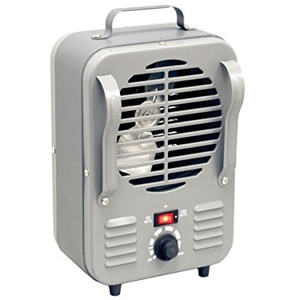 Homebasix® Mini-Milkhouse Portable Electric Heater (LH872)