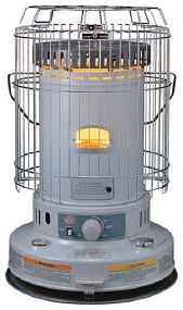 Kero World® (KW24G) 23,000 BTU Kerosene Heater
