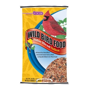 Brown's® Value Blend Select™ Wild Bird Food (20#)
