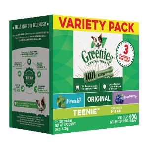 Greenies® Variety Pack Dental Dog Treats