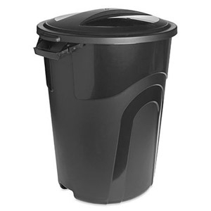 32-Gallon Rough & Rugged® Trash Can