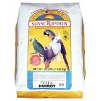 Sunseed® Vita Sunscription® Parrot Formula (25# Bag)