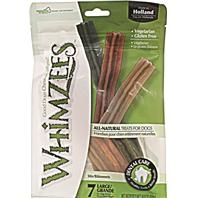 Whimzees® Large Dental Stix (7/Piece-Assorted)