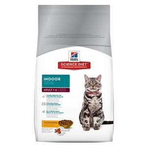 Hill's® Science Diet® (Indoor) Adult Cat Food (3.5#)